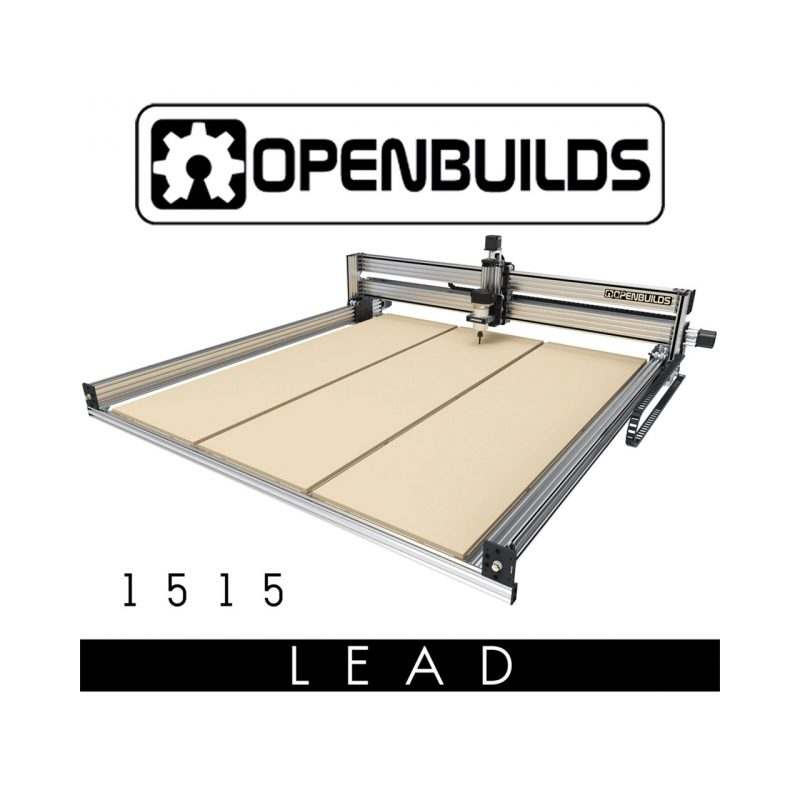 "OpenBuilds Lead CNC 1515 48"" x 48"" Full Kit foto 1"
