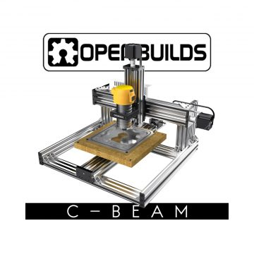 OpenBuilds C-Beam Machine foto 1