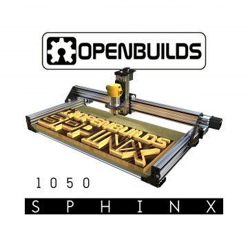 "OpenBuilds Sphinx 1050 20"" x 40"" Full Kit foto 1"